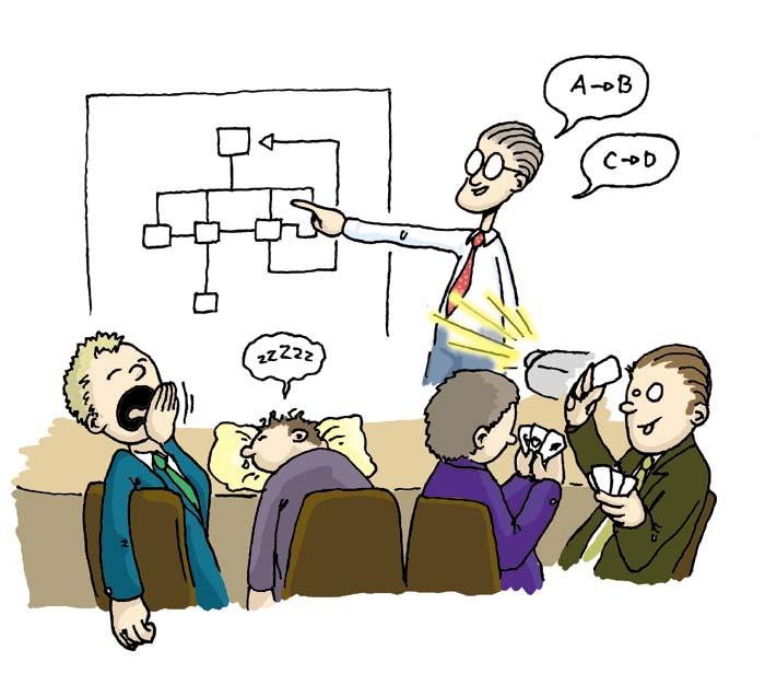 Como dar una Presentacion Efectiva en Multinivel
