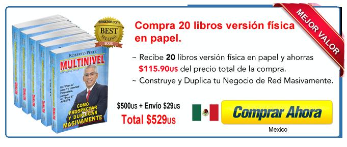 Mexico 20 libros