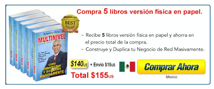 Mexico 5 Libro